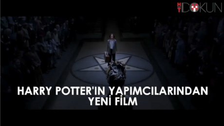 Harry Potter'ın yapımcılarından yeni film