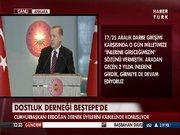 Erdoğan'dan 'Paralel Yapı' açıklaması
