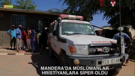 Kenya Mandera'da Eş Şebab'a Müslümanlar siper oldu