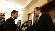 Demirtaş, Lavrov'la görüştü