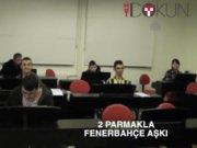 Ordu'lu Fenerbahçeli engelli genç 2 parmağıyla destan yazıyor