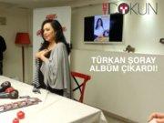 Türkan Şoray albüm çıkardı. lansmanda konuştu
