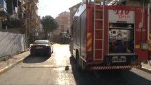 Maltepe'de doğalgaz paniği