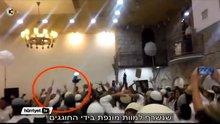 Filistinli bebeğin ölümünü böyle kutladılar