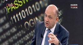 Fikri Işık Habertürk TV'de siber saldırıları değerlendirdi