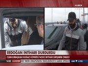 Erdoğan intiharı önledi