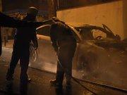 İstanbul'da 15 araç kundaklandı