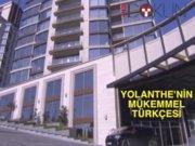 Yolanthe Cabau'nun müthiş Türkçesi
