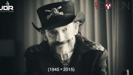 Motörhead'in solisti Lemmy Kilmister öldü
