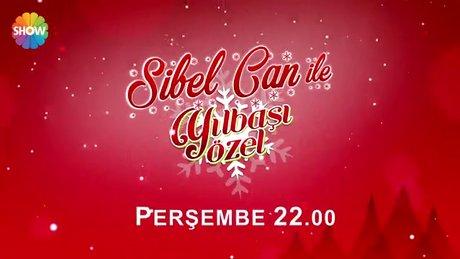 Sibel Can ile yılbaşı özel Show Tv'de