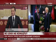 AK Parti Sözcüsü Ömer Çelik'ten açıklama