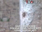 Sur'da Gazi Caddesi'nde yasak bitti, esnaf kepenk açtı