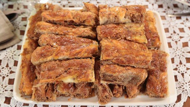 Amasya Mutfağı'ndan Çarşaf Çöreği