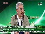 Adnan Polat Sportürk'te