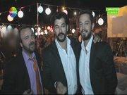 Murat Boz ve Burak Özçivit gülme krizine girdi