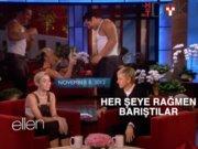 Miley Cyrus ve Liam Hemsworth barıştı