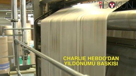 Charlie Hebdo'dan yıldönümü baskısı