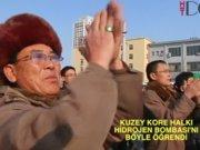 Kuzey Kore Hidrojen bombası denedi
