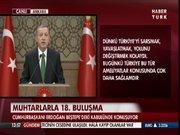 Cumhurbaşkanı Erdoğan'dan şiir