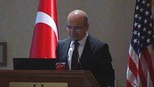 Mehmet Şimşek soruya Kürtçe cevap verdi!