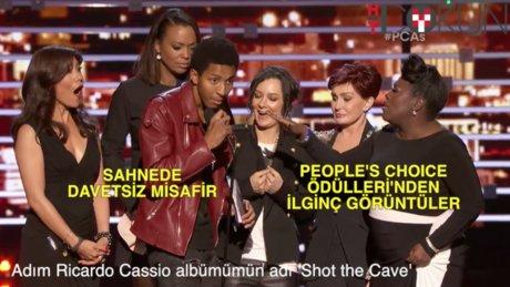 People's Choice ödüllerinden akılda kalanlar