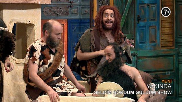 Geldim Gördüm Güldüm Show 2. Fragmanı