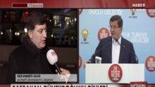 Başbakan Davutoğlu Güneydoğu'yu dinledi