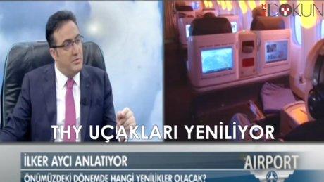 Türk Hava Yolları uçaklarında yeni dönem