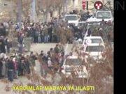 Yardımlar Madaya'ya ulaştı