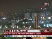 Kırşehir 5 ile sallandı