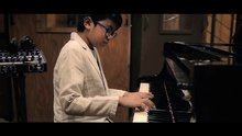 Joey Alexander piyano performansı