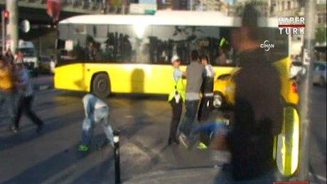 Trafikte Adab-ı muaşeret şart