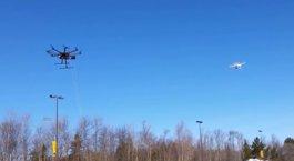 'Drone avcısı' drone