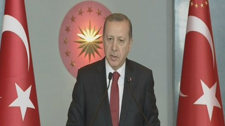 Cumhurbaşkanı Erdoğan, Sultanahmet Meydanı'ndaki patlama ile ilgili açıklama yaptı
