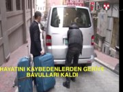 Yaralı turistler otelden ayrıldı
