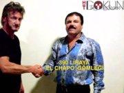 El Chapo'nun mavili gömleği satışta
