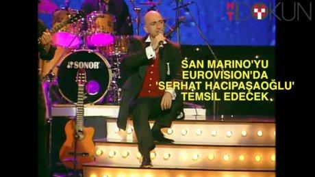 San Marino'yu Serhat Hacıpaşaoğlu temsil edecek