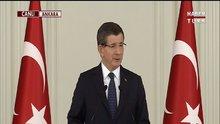 Başbakan Davutoğlu DAEŞ ile mücade konusuna değindi
