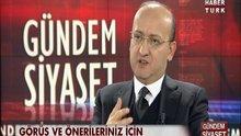 Yalçın Akdoğan Habertürk TV'de - 1.Bölüm