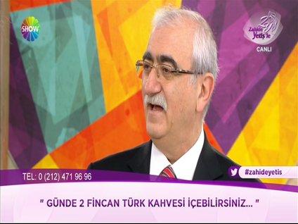Prof. DR. Bingür Sönmez Kalp hastalarına önerilerde bulundu