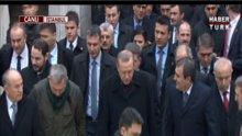 Erdoğan Sultanahmet'te