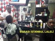 İstanbul Laleli'de Afrika rüzgarı