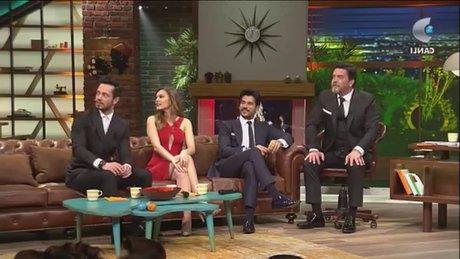 Beyaz Show'da ikinci şok