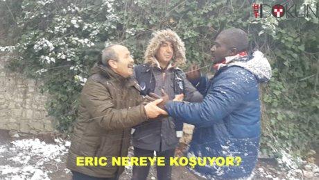Eric nereye koşuyor?
