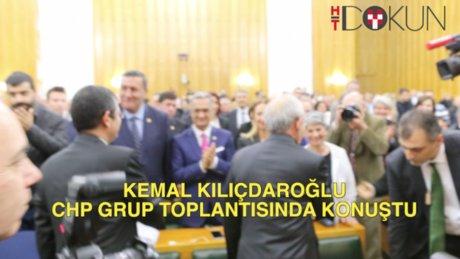 CHP Grup toplantısı 19 Ocak 2016