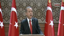 Erdoğan'dan Kılıçdaroğluna cevap