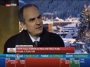 Erdem Başçı Davos'ta Bloomberg HT sorularını yanıtladı
