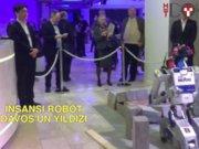Bu robot Davos'un yıldızı