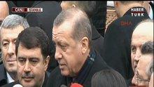 Cumhurbaşkanı Erdoğan Diyarbakır'daki saldırıyı kınadı