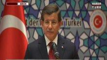 Davutoğlu Almanya'da Türk iş adamlarıyla - 1.Bölüm
